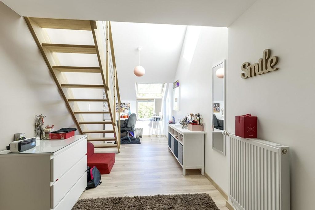 luminosité maison surelevee architecte