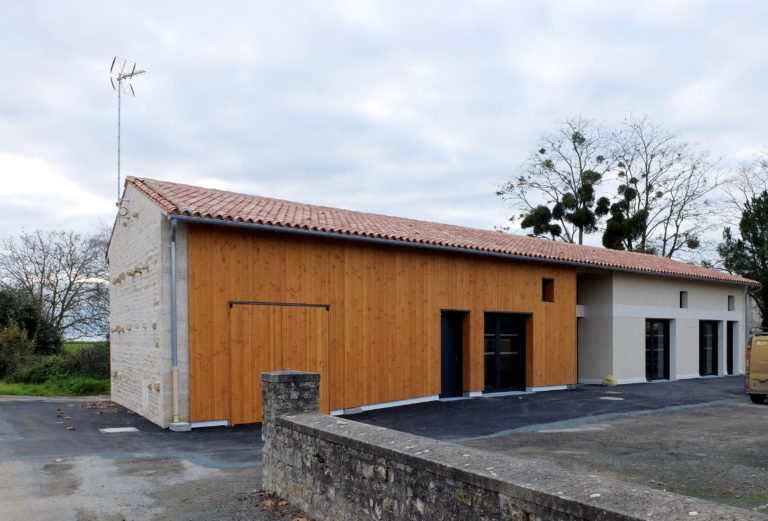 peault maison communale le lann architecte