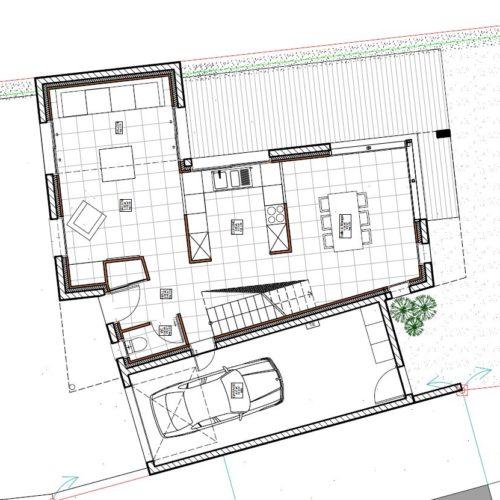 plan maison neuve à construire