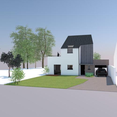 maison blanche neuve scenario zinc